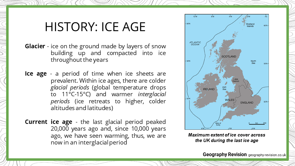 Glacial Landscapes in the UK - Presentation 1