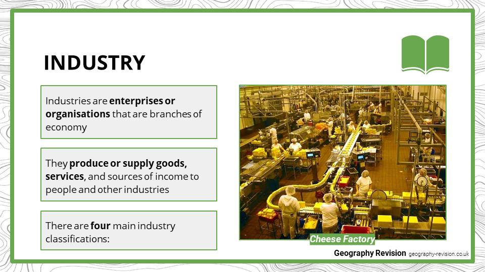 Industry - Presentation 1