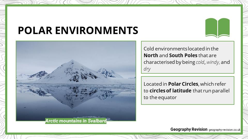Polar Environments - Presentation 1