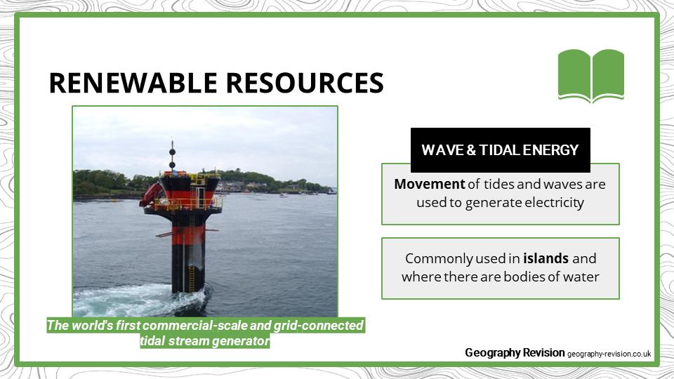Renewable vs. Non-renewable - Presentation 2