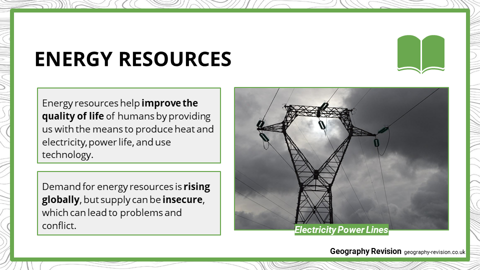 Resource Management_ Energy - Presentation 1