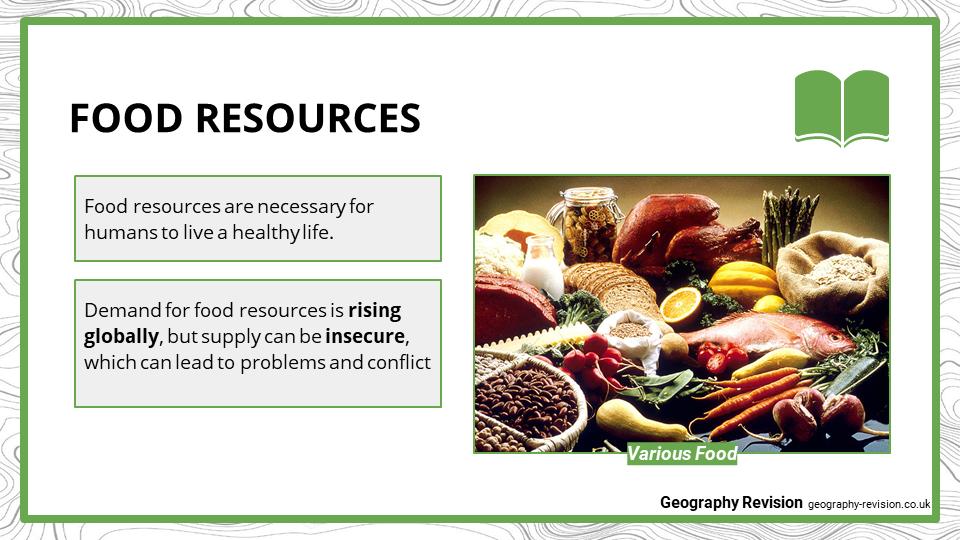 Resource Management_ Food - Presentation 1