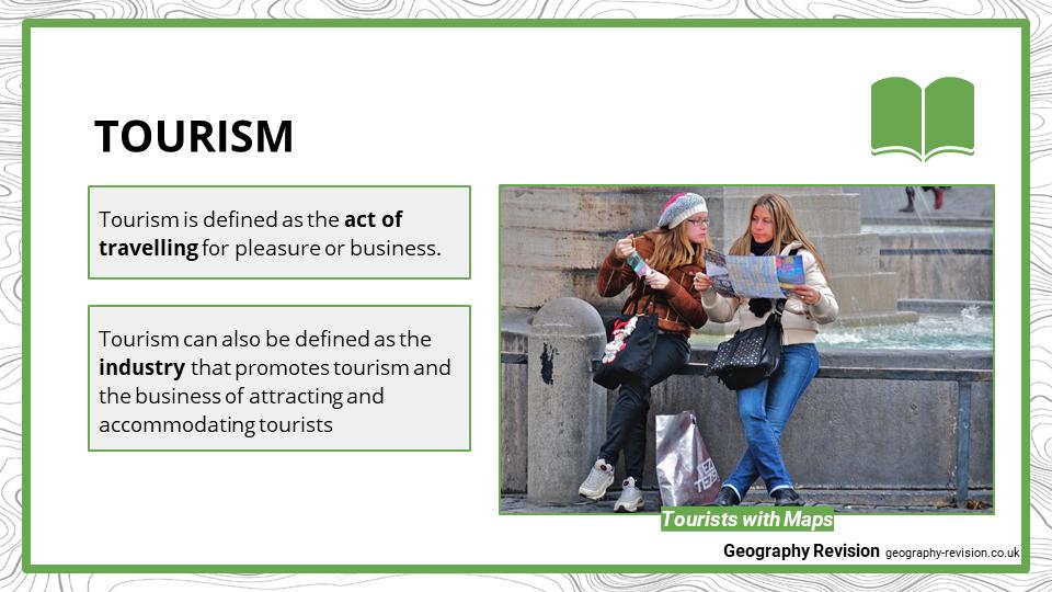 Tourism - Presentation 1
