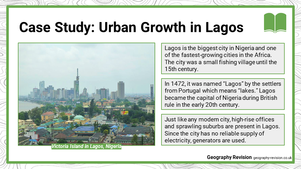 Presentation_Topic 7.1_Global Patterns of Urban Change and Urban Growth 1