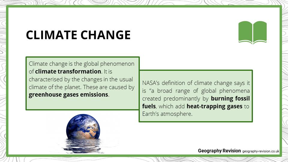 Climate Change - Presentation 1