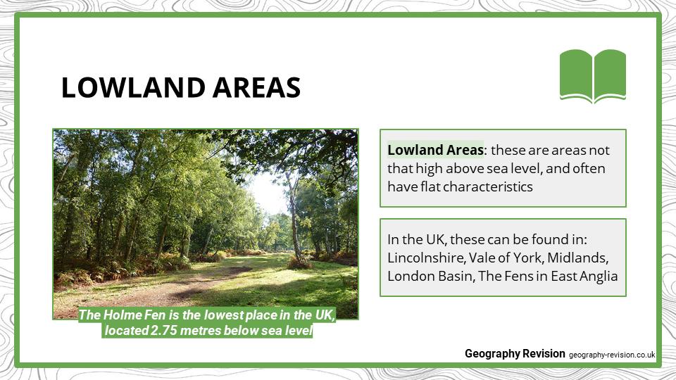 UK Physical Landscapes - Presentation 2